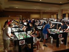 Tournament Used Professional Foosball Table Model WTST4004