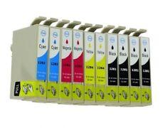 PACK DE 10 GEN COMPATIBLES NON OEM PARA IMP OFFICE BX305FW T1281 1281