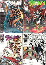 Image Comics Spawn 7-10 Issue Original Ongoing Series Classic Comic Book ~ryokan