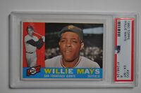 1960 Topps - Willie Mays - #200 - PSA 6 - EX-MT