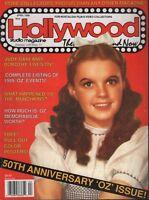 Hollywood Sudio Magazine April 1989 Judy Garland OZ Anniversary Issue 100218ame
