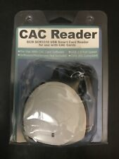 Scm Scr3310 Usb Smart Card Reader For Cac Card