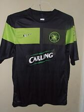 Nike Sz Small The Celtic Football Club Soccer Jersey Fit Dry Carling Green 1888