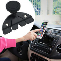 1x Car Cd Player Slot Magnetic Mount Holder For Cell Phone GPS Credible DSUK