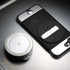 Ztylus Metal ZIP-6S Black Camera Case for Apple iPhone 6S + RV-2 Lens Attachment