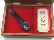 Walt Disney Limited Edition Fossil Watch Collector Series V! Pocahontas!