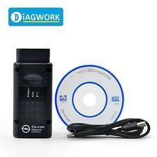 OP COM OPCOM V1.70 With PIC18F458 OBD2 Opel Scanner Diagnostic tool V5 Version