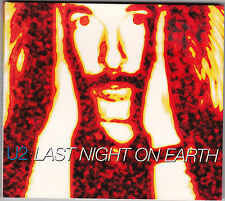 U2 - Last Night On Earth - CD 572 051-2 Island1997 3 x Track Digipack Australia