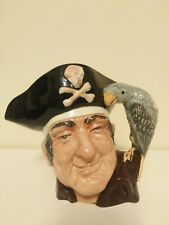 Large Long John Silver Toby Jug by Royal Doulton (D6339)