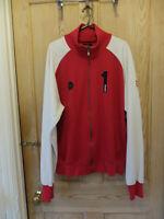 Adidas | Red | White | Vintage | Jacket | Tracksuit | Top | Medium