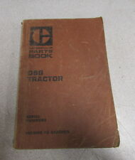 Caterpillar Cat D9G Tractor Parts Catalog Manual 1976 66A9418 66A12015