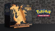 Pokemon CHAMPION PATH ELITE entrenador Caja'S