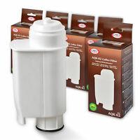 5x Wasserfilter Aqua Crest AQK02 kompatibel mit Saeco Phillips Intenza Plus