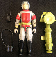 G.I. Joe Sneak Peek 1987 Near Complete GI ARAH
