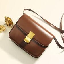 Very popular Girl/Women's cowhide leather single shoulder bag/box LF-187#