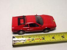 Ferrari 328 GTB 1:36 Scale Model by Majorette 1/36 (no box) Doors Open