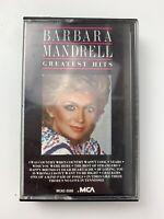 Barbara Mandrell Greatest Hits (Cassette)