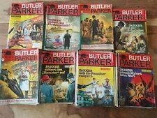 Konvolut 50 Butler Parker Romanhefte Romane Roman Hefte Krimis Paket 6