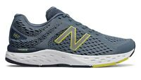 ** LATEST RELEASE** New Balance 680 Mens Running Shoes (2E) (M680CC6)