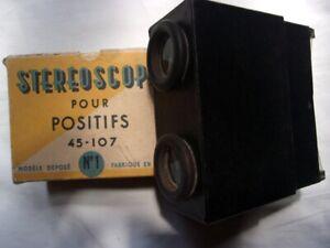 stéréoscope stéréofilm Bruguiere