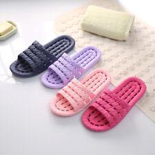 HOT Indoor Shower Bath Slippers Women & Men Non-Slip Home Bathroom Sandals Shoes
