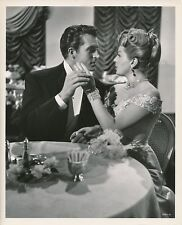 LANA TURNER Helen Rose Costume FERNANDO LAMAS Vintage THE MERRY WIDOW MGM Photo