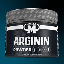 (45,33€/kg) Mammut  L Arginin Pulver 300g Dose Arginin Aminosäure