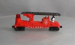 Lionel 3512 Vintage Fire Ladder Car with Ladder