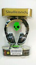 Skullcandy Hesh Headphones Mic A/V DJ 2 over ear headset 50mm bass S6HECY-001