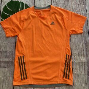Adidas Supernova Climacool Running Orange Men's T-shirt Size Medium