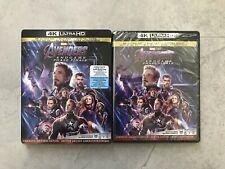 Avengers: Endgame (4K Ultra HD + Blu-ray + Digital, Bilingual)