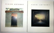 Shared Beginnings / Separate Passages : Carol and Elaine Anthony Art Exhibition