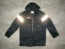 Vintage TWA AIRLINES Employee Work Uniform Ramp Crew Airline Parka Jacket USED M