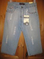 Lusy&Elisa Damen 7/8 Jeans Top neu Gr.28 fetzig cool