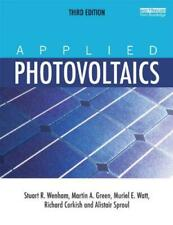 Applied Photovoltaics by , NEW Book, FREE & , (Paperback)