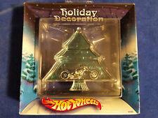 2002 Mattel Hot Wheels Holiday Decoration Ornament blast lane