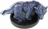 D&D Mini -   WORG  #80  Wolf!!!  (Harbinger - HARD TO FIND FIGURE with CARD!!)