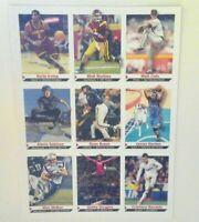 Sports illustrated for Kids Card Sheet - Sept 2012 - Irving - Harden - Ronaldo +