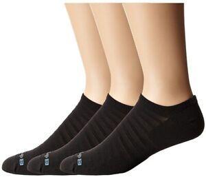 Drymax Sport Unisex Thin Running No-Show 2 Pack Socks Sz Large W10-12 M8.5-10.5