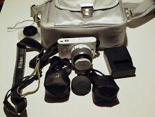 New listing Nikon 1 J1 10.1Mp Digital Camera - White (Kit w/ Vr 10-30mm Lens) (27528)