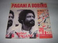 HERBERT PAGANI 33 TOURS FRANCE PAGANI A BOBINO