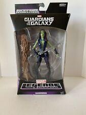 Marvel Legends Guardians Of The Galaxy Gamora BAF Groot