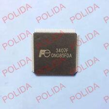 5PCS IC FUJITSU/FUJI QFP-128 FE3407F 3407F