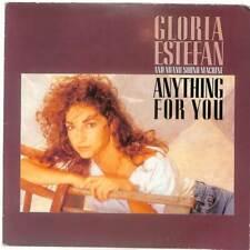 Gloria Estefan And Miami Sound Machine - Anything For You - LP Vinyl Record