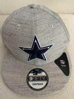 New Era Dallas Cowboys 9Fifty 950 Snapback Hat NFL Football Flat Bill Hat NEW