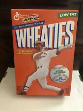 1999 Wheaties Mark McGwire 70 Home Runs Unopened Box