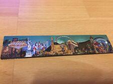 Las Vegas BLVD Magnet beidseitig selten Strip NEU