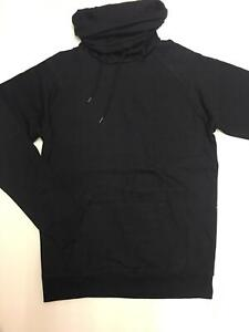 Mens GA King Fashion Polo Roll Turtle Cowl Neck Pullover Jumper Top Gym Sweater