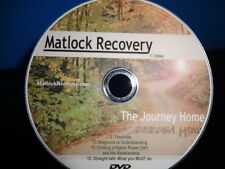 """Addiction & Recovery """"Not 12-step"""" 2 Dvd's"""