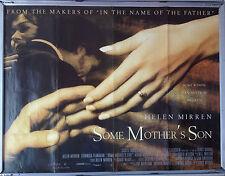 Cinema Poster: SOME MOTHER'S SON 1997 (Quad) Helen Mirren Fionnula Flanagan